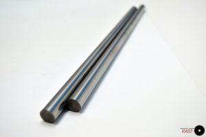 """Barras redondas de carburo de tungsteno (1/2 X 12"""")"""
