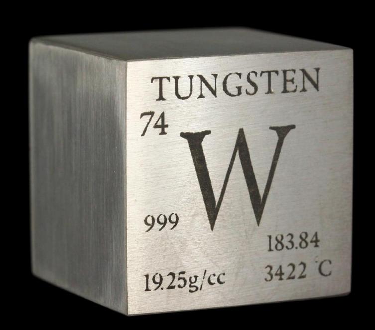 La venta de carburo de tungsteno
