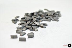 pastillas de carburo de tungsteno estilo 8200