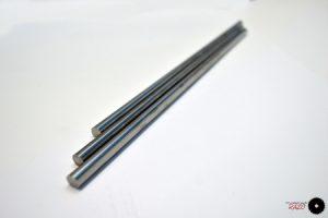Barras redondas de carburo de tungsteno 5/16 X 12